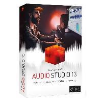 Logiciels SOUND FORGE Logiciel Audio Studio 13