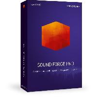 Logiciels SOUND Forge Pro 13