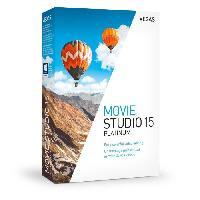 Logiciels VEGAS Movie Studio 15 Platinum