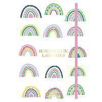 Loisirs Creatifs - Beaux Arts - Papeterie 2 Cahiers Rainbow