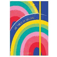 Loisirs Creatifs - Beaux Arts - Papeterie 2 Cahiers Une famille en couleur