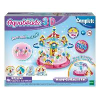 Loisirs Creatifs Et Activites Manuelles AQUABEADS - 31392 - Le carrousel