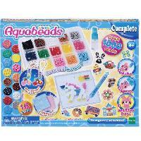 Loisirs Creatifs Et Activites Manuelles AQUABEADS 32489 - Collection De Designer