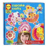 Loisirs Creatifs Et Activites Manuelles Activites caissette de cupcake - A partir de 3 ans