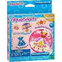 Loisirs Creatifs Et Activites Manuelles Aquabeads Recharge Robe De Fete - 31362