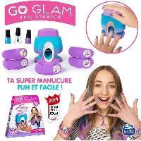 Loisirs Creatifs Et Activites Manuelles COOL MAKER Go Glam Nail Stamper - Manucure