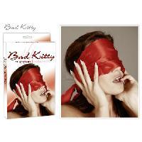 Long foulard rouge