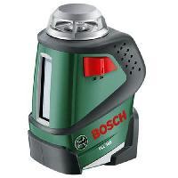 Longueur (telemetre - Laser Mesureur) BOSCH Niveau laser 360o PLL 360 + trepied