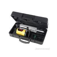 Longueur (telemetre - Laser Mesureur) SILVERLINE Coffret niveau laser automatique