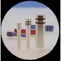 Loquets de porte 2 loquets de portiere alu adaptables pour Opel av1993 argent - Richbrook Generique