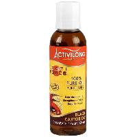 Lotion Capillaire - Huile Capillaire ACTIVILONG 100 Pure huile Actiforce - Carapate - 60 ml