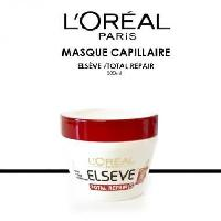 Lotion Capillaire - Huile Capillaire ELSEVE Masque Total Repair - 300 ml
