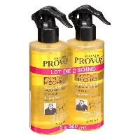 Lotion Capillaire - Huile Capillaire FRANCK PROVOST - Soin a rincer meches - 2x300 ml