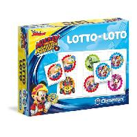 Loto - Bingo CLEMENTONI Jeu de Loto - Mickey - Jeu éducatif