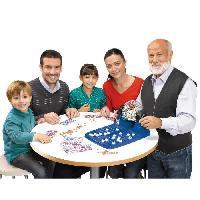 Loto - Bingo Jeu de Loto luxe 72 Cartons