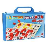 Loto - Bingo Loto - 48 cartons