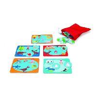 Loto - Bingo Loto Animaux Du Monde En Carton - 30 Pieces