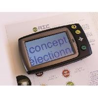 Loupe Optique Loupe electronique portable HESTEC