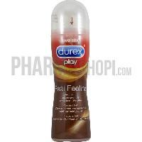 Lubrifiant DUREX Gel play real feeling - 50ml