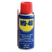 Lubrifiant Degrippant 24x Spray multifonction WD40 100ml