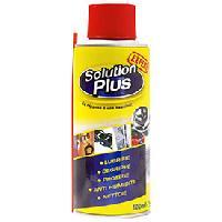 Lubrifiant Degrippant Degrippant multifonction SOLUTION PLUS 100ml -aerosol-