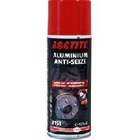 Lubrifiant Degrippant Graisse alu 8151 Anti-Seize 400ml - aerosol Loctite