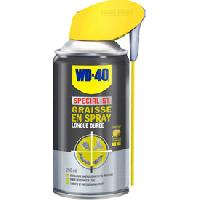 Lubrifiant Degrippant Graisse en spray SPECIALIST WD40 250ml -aerosol-