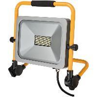 Luminaire D'exterieur BRENNENSTUHL Projecteur portable slim SMD-LED H07RN-F 3G1.0 - 50 W - IP54