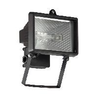 Luminaire D'exterieur BRILLIANT Projecteur TANKO - R7s - 1x150W - Coloris noir