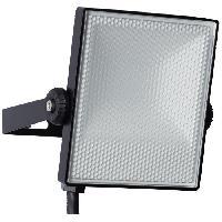 Luminaire D'exterieur BRILLIANT Projecteur extérieur LED Dryden - 10 W - IP65 - Métal et plastique - Noir