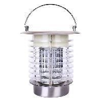 Luminaire D'exterieur LUMISKY Lampe Led solaire antimoustique et éclairante - Batimex