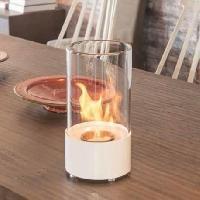 Luminaire D'exterieur Lampe de table a l'éthaline Sorrento - Usage extérieur et intérieur - Aucune