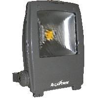 Luminaire D'exterieur PROJECTEUR LED 12V-24V 10W BN -GRIS- - Alcapower