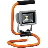Luminaire D'exterieur Projecteur de chantier LED PEREL 220V