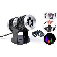 Luminaire D'exterieur Projecteur intérieur LED - Taille : Ø 6.5 cm / L 12.5 cm