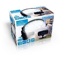 Luminaire D'exterieur Spot LED solaire - 15 LED Aucune