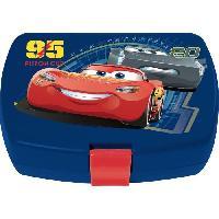 Lunch Box - Boite A Repas Cars Boite gouter