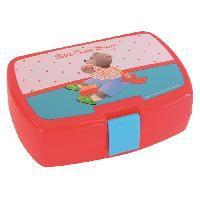 Lunch Box - Boite A Repas Fun House Petit Ours Brun boite gouter pour enfant