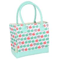 Lunch Box - Boite A Repas Lunchbag 12.5x25x21.5 cm Dining at work - Creme - Generique