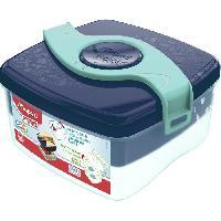 Lunch Box - Boite A Repas ORIGINS - Maped Picnik Boite dejeuner - bleu-vert