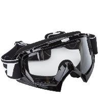 Lunettes De Conduite - Masque LUNETTE CROSS RC STEEL NOIR - Rc Helmets