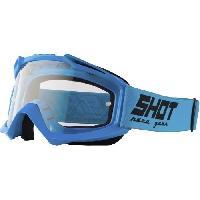 Lunettes De Conduite - Masque SHOT Lunettes Assault Bleu - Shot Race Gear