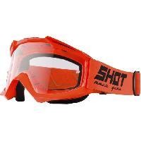 Lunettes De Conduite - Masque SHOT Lunettes Assault Neon Orange - Shot Race Gear