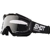 Lunettes De Conduite - Masque SHOT Lunettes Assault Noir - Shot Race Gear
