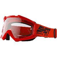Lunettes De Conduite - Masque SHOT Lunettes Assault Rouge - Shot Race Gear