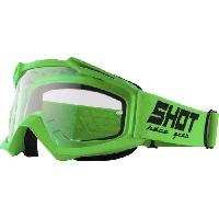 Lunettes De Conduite - Masque SHOT Lunettes Assault Vert - Shot Race Gear