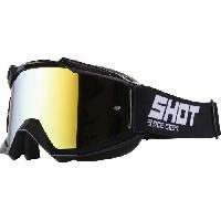 Lunettes De Conduite - Masque SHOT Lunettes Iris Noir - Shot Race Gear