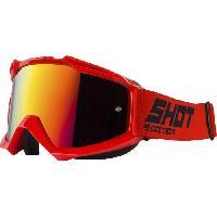 Lunettes De Conduite - Masque SHOT Lunettes Iris Rouge - Shot Race Gear