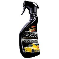 Lustrants et cires Cire Eclair Ultime - Ultimate Quick Wax - 375ml - Meguiars