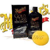 Lustrants et cires Cire de Protection Meguiars G7016F Gold Class Carnauba Plus 473ml